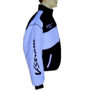 Suzuki Vstrom 650 Motorcycle Racing Textile Jacket