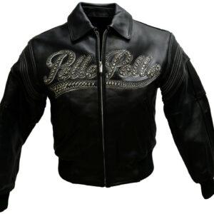 Vintage Pelle Pelle 1978 Studded Leather Jacket