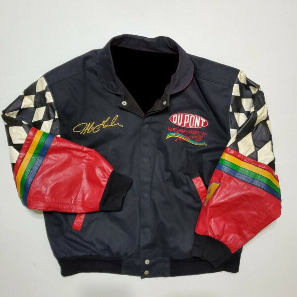 1990s Jeff Gordon Jeff Hamilton DuPont Racing Jacket