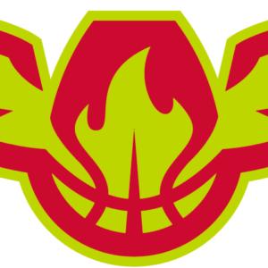 Atlanta Hawks 2015 Pres Alternate Logo Patch