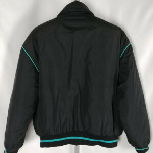 Black Yamaha Racing Windbreaker Jacket