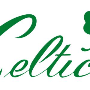 Boston Celtics 1946 Pres Alternate Logo V2 Patch