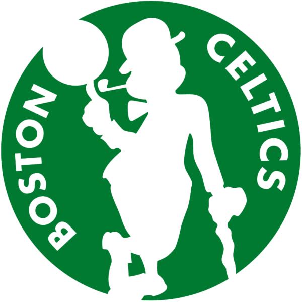 Boston Celtics 2014 Pres Alternate Logo V2 Patch