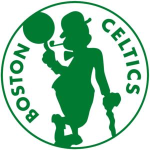 Boston Celtics 2014 Pres Alternate Logo V4 Patch