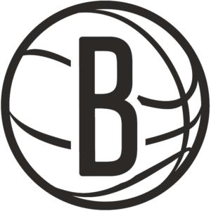 Brooklyn Nets 2012 Pres Alternate Logo Patch
