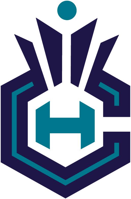 Charlotte Hornets 2014 Pres Alternate Logo V5 Patch