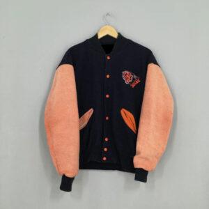 Chicago Bears NFL American Football Varsity Jacket