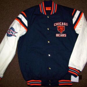 Chicago Bears Super Bowl XX Champions NFL Jacket