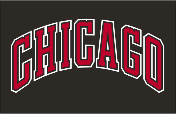 Chicago Bulls 1999 Pres Jersey Logo Patch