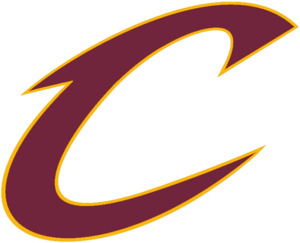 Cleveland Cavaliers 2010 Pres Alternate Logo Patch