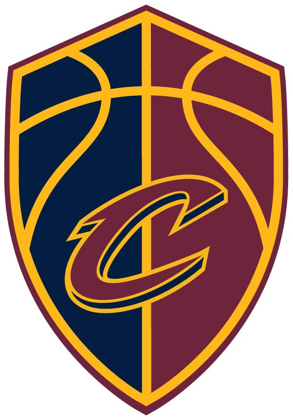 Cleveland Cavaliers 2017 Pres Alternate Logo Patch