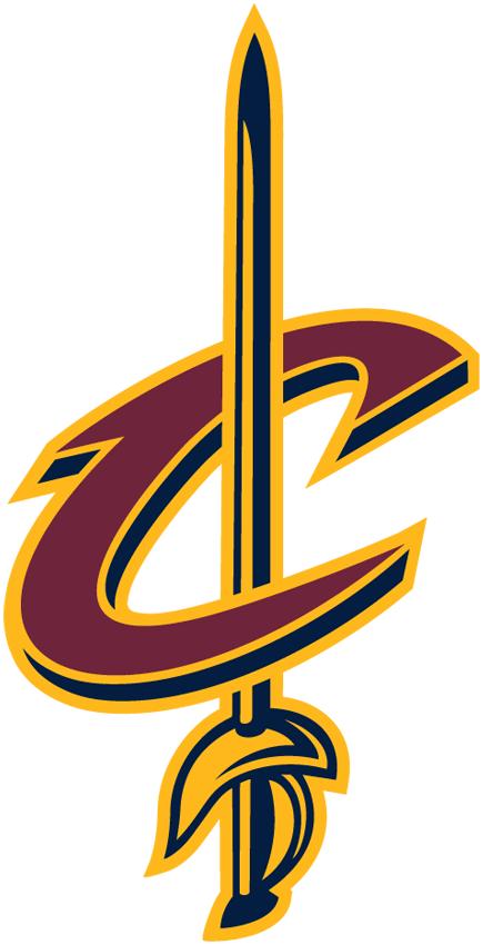 Cleveland Cavaliers 2017 Pres Alternate Logo V2 Patch