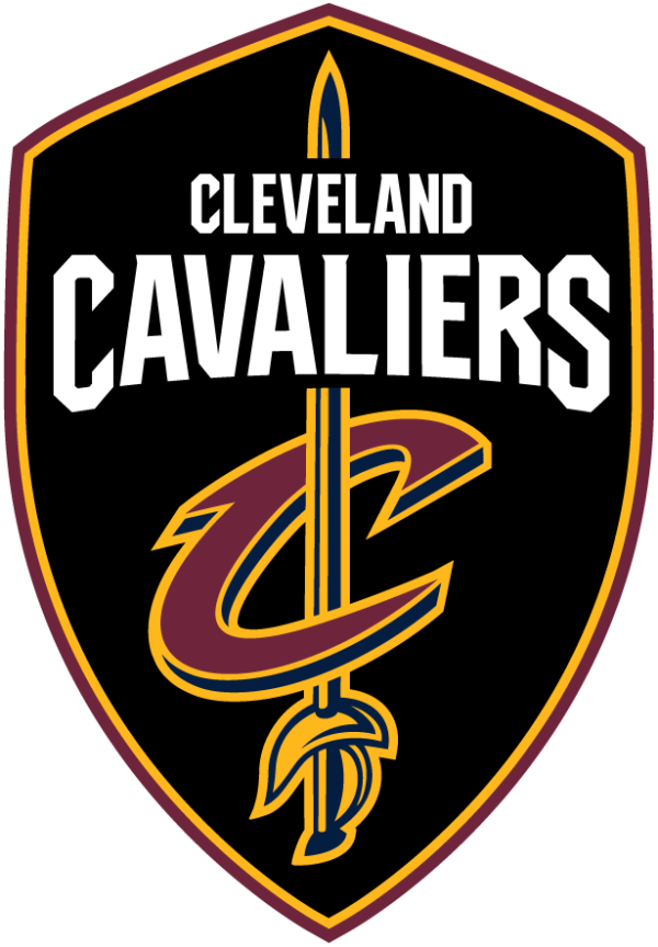 Cleveland Cavaliers 2017 Pres Primary Logo Patch