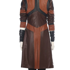 Guardians of the Galaxy 2 Gamora Coat