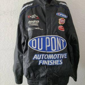 Jeff Gordon NASCAR DuPont Leather Jacket