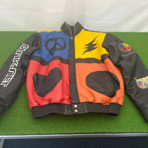 Jeff Hamilton Dunk Net Limited Edition Leather Jacket