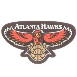 NBA Atlanta Hawks Primary Team Logo Patch