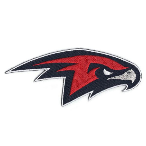 NBA Atlanta Hawks Secondary Logo Patch
