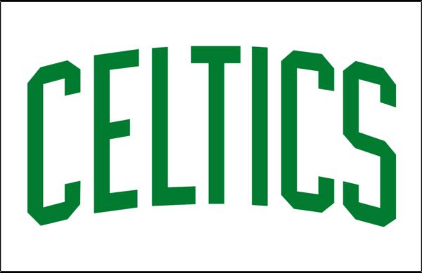 NBA Boston Celtics 1969 Pres Jersey Logo V2 Patch