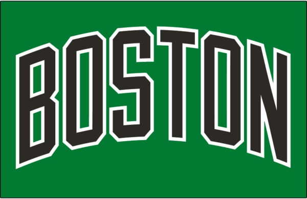 NBA Boston Celtics 2005 Pres Jersey Logo Patch