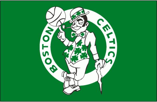 NBA Boston Celtics Primary Dark Logo Patch