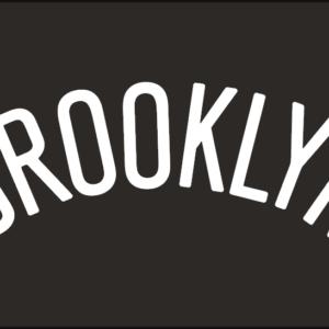 NBA Brooklyn Nets 2012 Pres Jersey Logo Patch