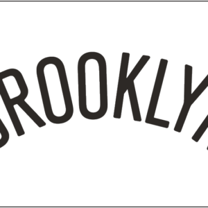 NBA Brooklyn Nets 2012 Pres Jersey Logo V2 Patch
