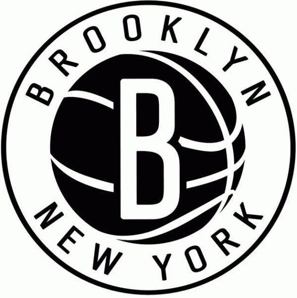 NBA Brooklyn Nets Alternate Logo Patch