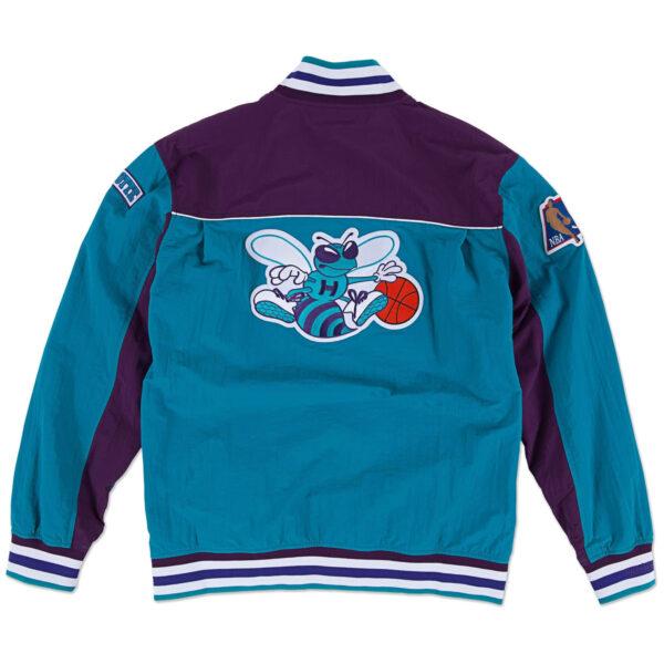 NBA Charlotte Hornets Team Warm Up Jacket