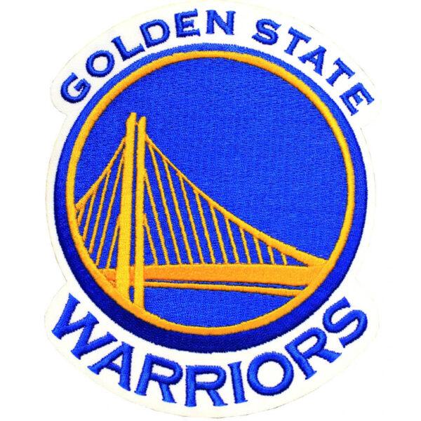 NBA Golden State Warriors Team Logo Patch
