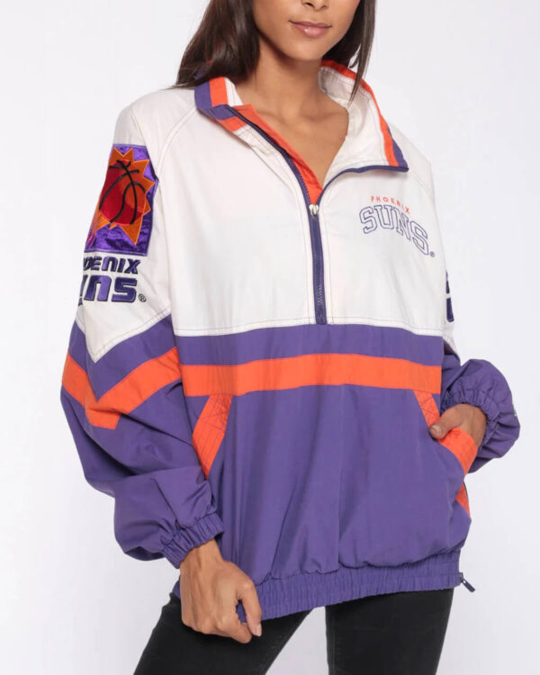 NBA Phoenix Suns Basketball Jacket