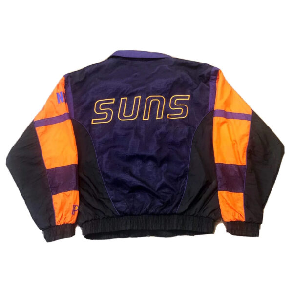 NBA Pro Player Daniel Young Phoenix Suns Satin Jacket