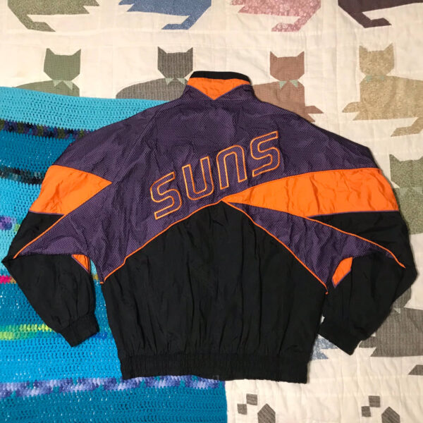 NBA Pro Player Phoenix Suns Basketball Jacket