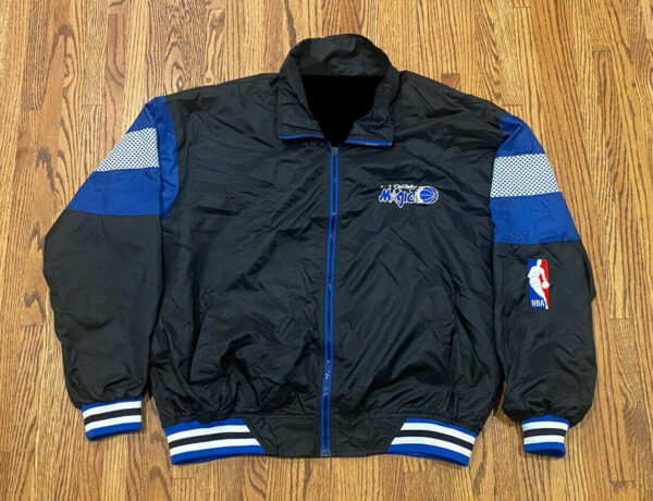 NBA Vintage 90s Orlando Magic Satin Jacket