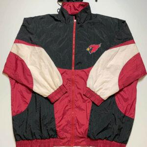 NFL Arizona Cardinals Football Windbreaker Jacket