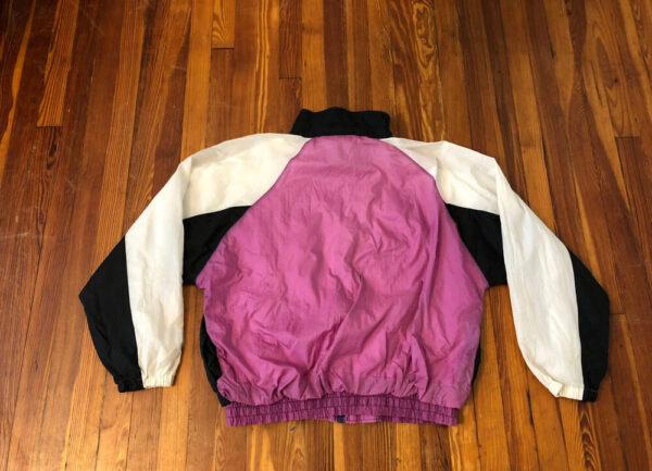 NFL Jeff Hamilton Minnesota Vikings Windbreaker Jacket
