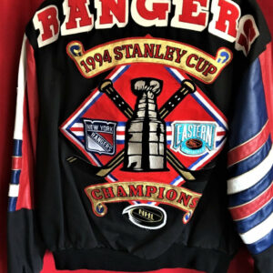New York Rangers 1994 Stanley Cup Champions Jacket
