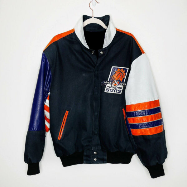 Phoenix Suns 25th Anniversary Vintage Varsity Jacket