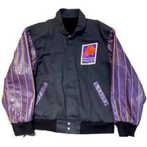 Phoenix Suns Jeff Hamilton Limited Edition Varsity Jacket