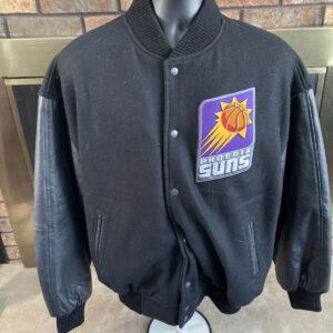 Phoenix Suns NBA Basketball Varsity Letterman Jacket