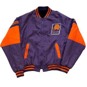 Phoenix Suns Swingster Champion Bomber Jacket