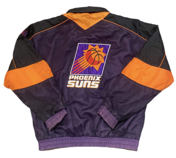 Pro Player Phoenix Suns Daniel Young Mesh Jacket
