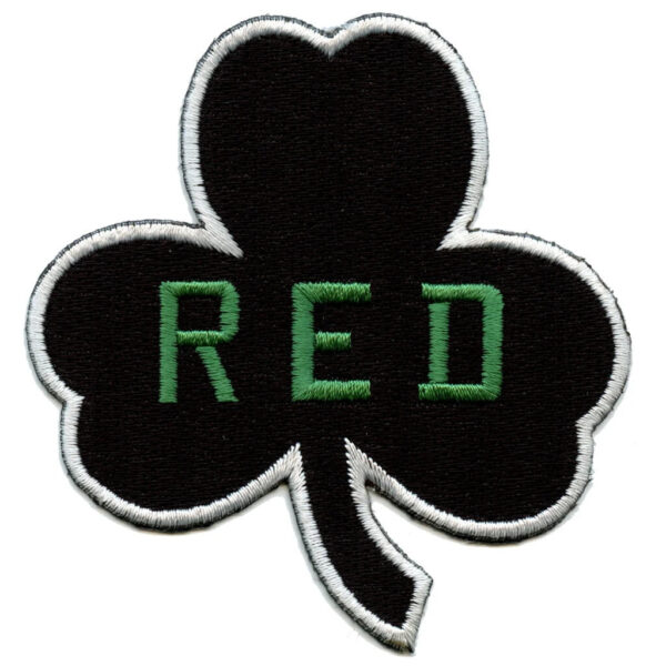 Red Auerbach Memorial Boston Celtics Patch