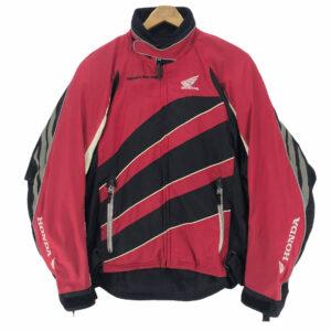 Red Black Honda Motorcycle Racing Textile Jacket