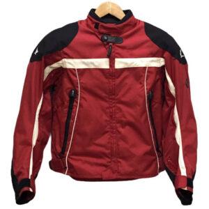 Red Honda Motorcycle Racing Textile Jacket