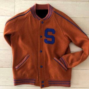 Supreme Holy Trinity Varsity Jacket