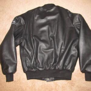 Toronto Maple Leafs Toronto Raptors Leather Jacket
