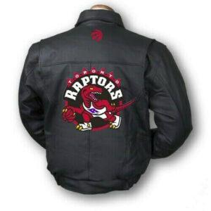 Toronto Raptors 2019 NBA Champions Leather Jacket