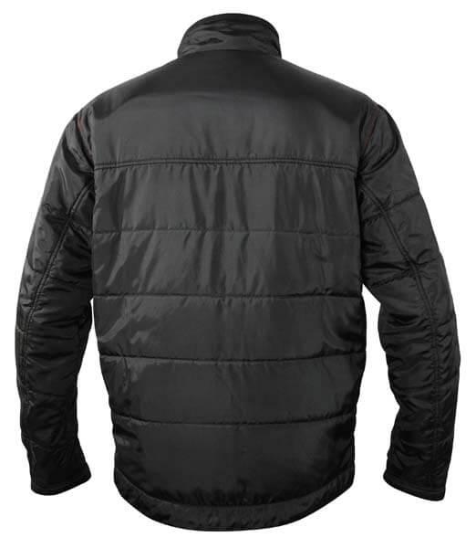 Vintage Honda Black Textile Jacket