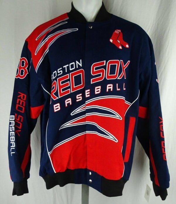Vintage MLB Boston Red Sox Cotton Jacket